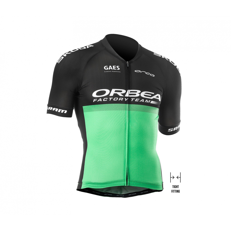 M JERSEY PERFORM FTY - ORBEA